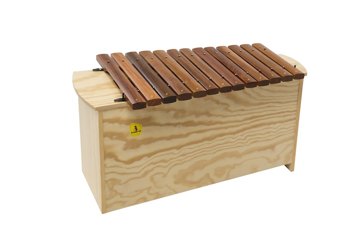Studio 49 Series 1000 Rosewood<br>bass xylophone