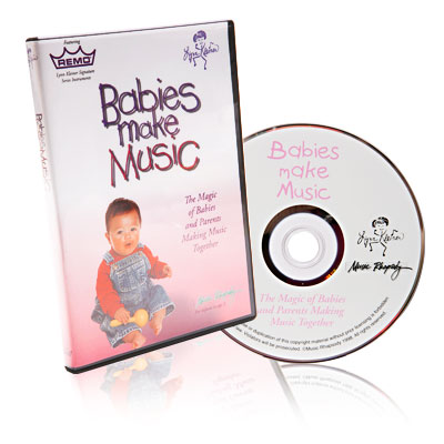 Babies Make Music DVD<br>Lynn Kleiner