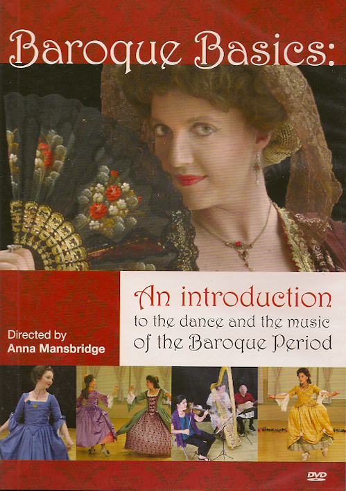 Baroque Basics DVD<br>Anna Mansbridge