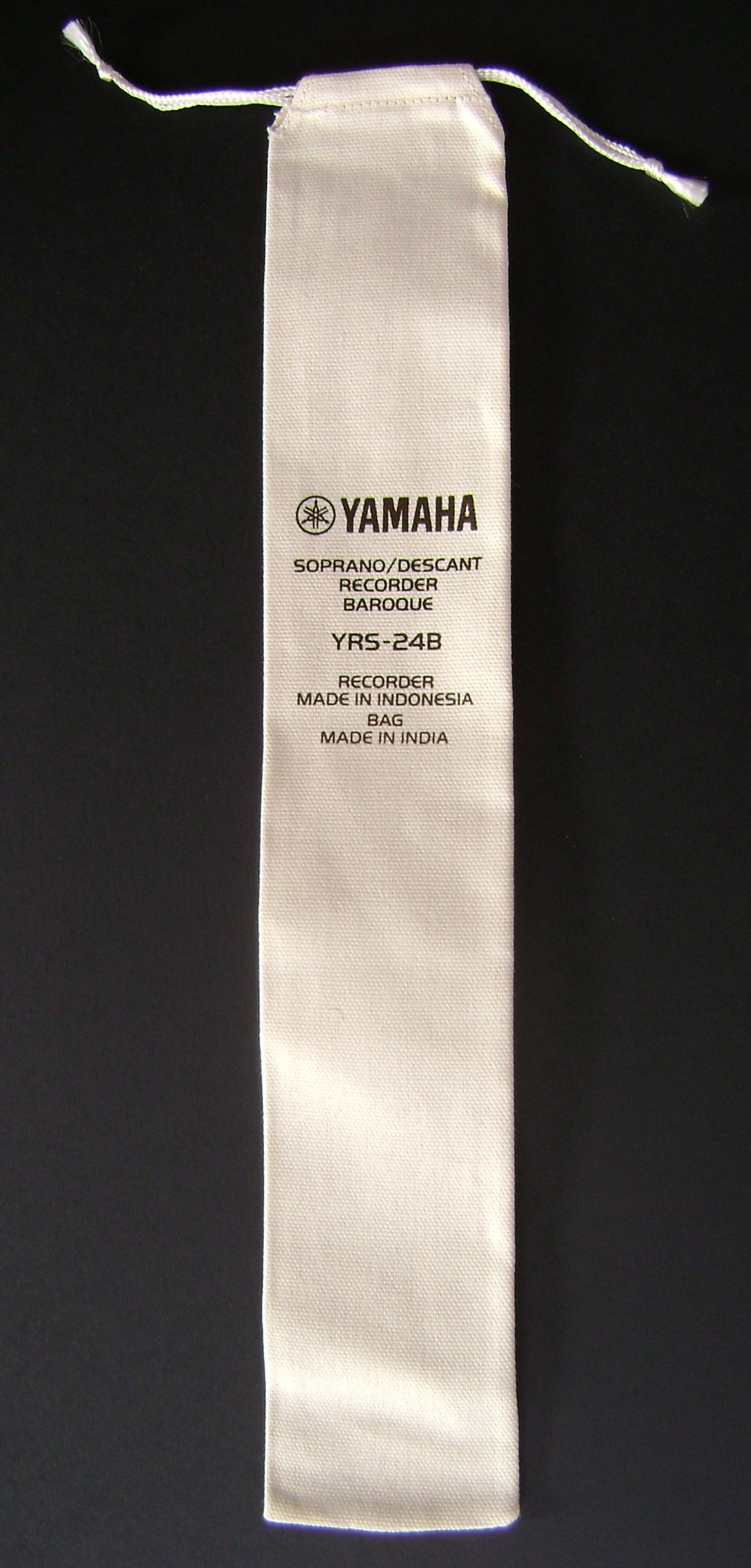 Yamaha Soprano Recorder Bag