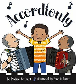 <!-- 1 -->Accordionly:  Abuelo and Opa Make Music<br>Michael Genhart