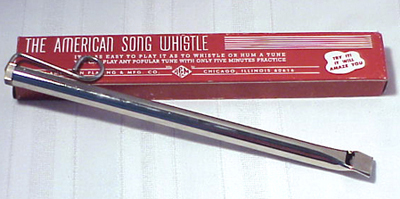 American Song Whistle