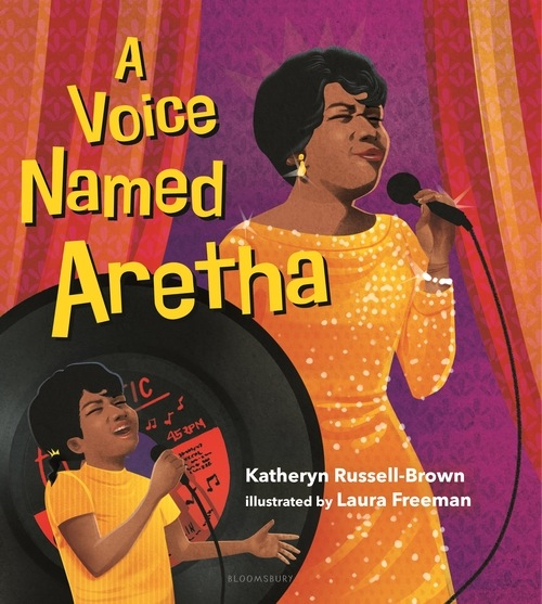 <!-- 1 -->A Voice Named Aretha<br>Katheryn Russell-Brown