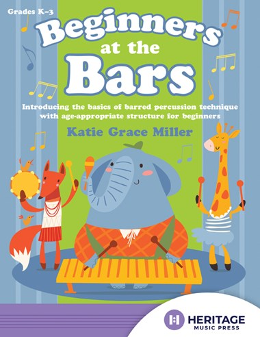 <!-- 1 -->Beginners at the Bars<br>Katie Grace Miller