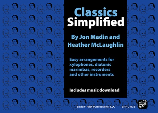<!-- 1 -->Classics Simplified<br>Jon Madin and Heather McLaughlin