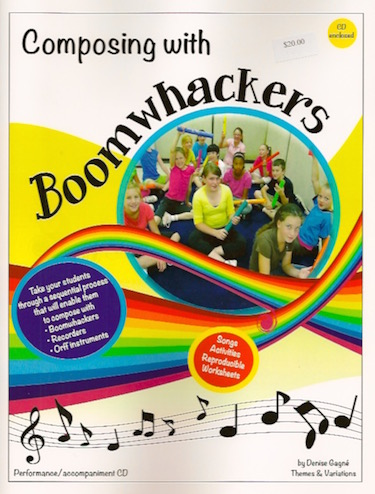 Composing with Boomwhackers<br>Denise Gagn�