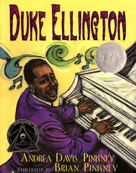 Duke Ellington: the Piano Prince and His Orchestra<br>Andrea Davis Pinkney