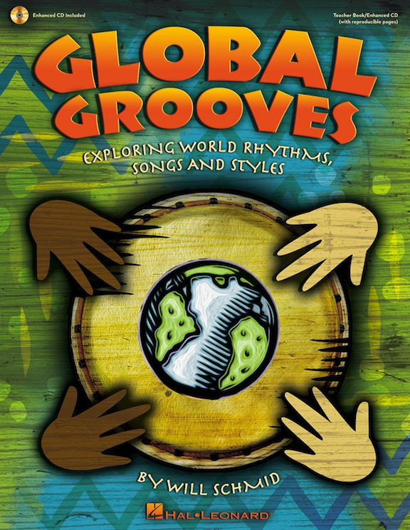 Global Grooves<br>Will Schmid