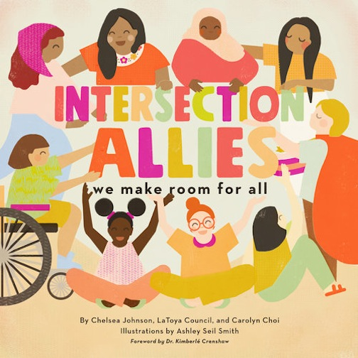 Intersection Allies: <br>We Make Room For All<br>Chelsea Johnson, LaToya Council, and Carolyn Choi