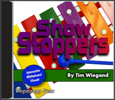 Show Stoppers Interactive Visuals CD-ROM<br>Tim Wiegand